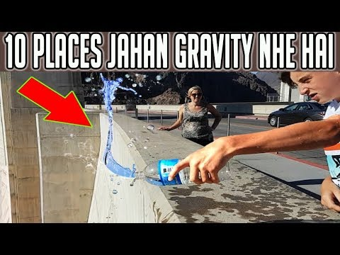 5 PLACES ON EARTH WHERE GRAVITY DOESN'T WORK