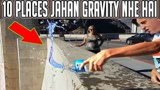 5 places on earth where gravity doesnt work