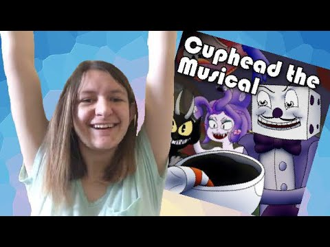 Cuphead the musical reaction!!! Yay!!!