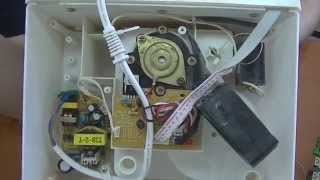 видео Как работает увлажнитель воздуха