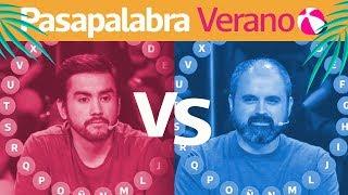 Pasapalabra | José Antonio Cruz vs Felipe Gamboa