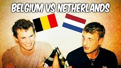 Belgium vs Netherlands (stereotypes)