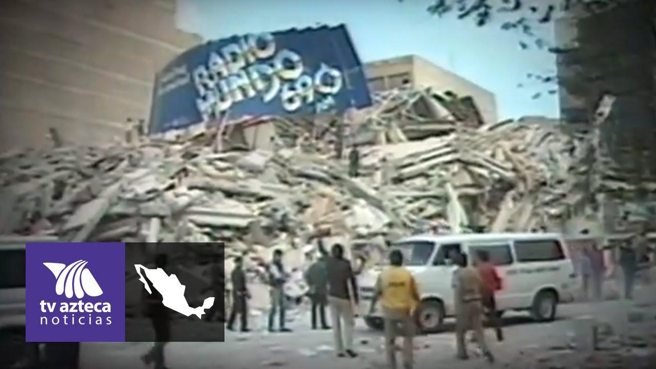 Terremoto Del 85 El Centro Médico Olía A Muerto Youtube