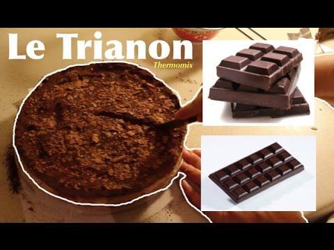 le-trianon-le-gateau-au-chocolat-réalisé-avec-le-thermomix