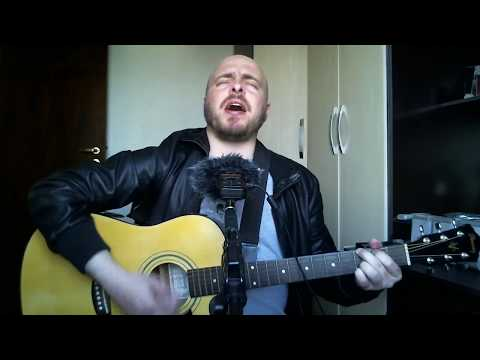 Fall To Pieces - acoustic cover (Velvet Revolver)