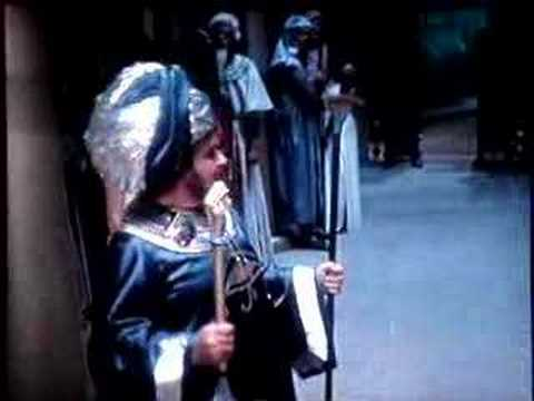 Richard Pryor and Dudley Moore in Wholly Moses