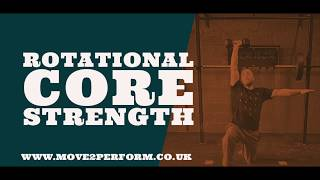 Build Real Rotational Core Strength
