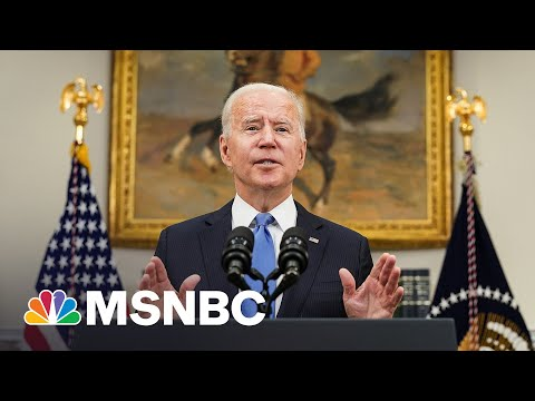 Biden Sends Message To Gas Stations Amid Shortage