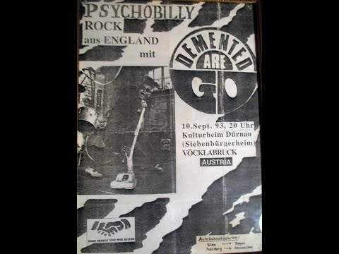 Demented Are Go 10.09.1993 Vöcklabruck Austria! mp3