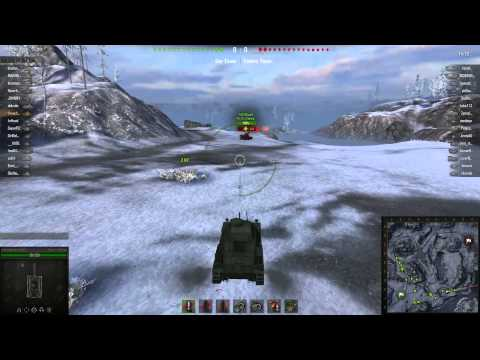 World Of Tanks - Type 1 Chi-He Arctic Region