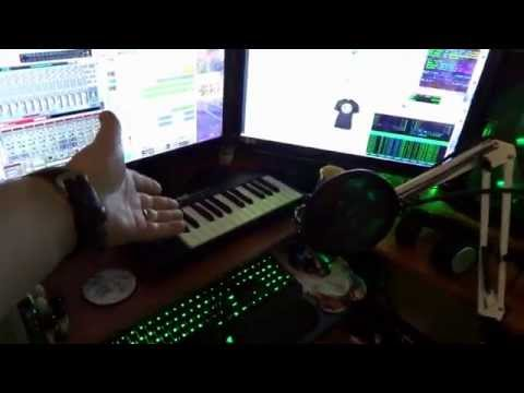 My Music Composing Studio Runs Linux ★Geeking Off★