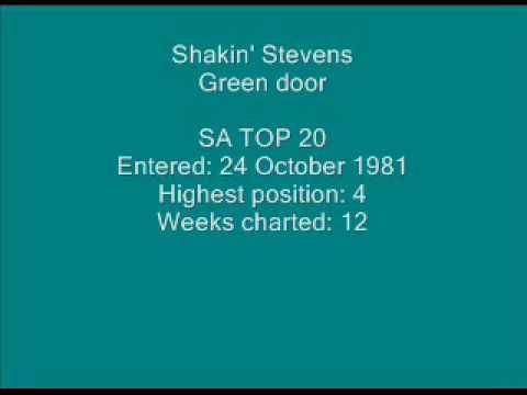 Shakin' Stevens - Green door.wmv