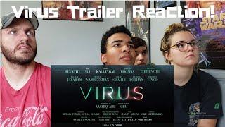 Virus Trailer Reaction