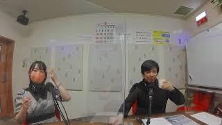 毎月第3木曜18:00~19:00生放送 今回は、歌手の山口瑠美さん、長谷川愛里さん、いちごみるく色に染まりたい。の鈴丸すうさんを電話ゲストにお迎えしてお送りしました!