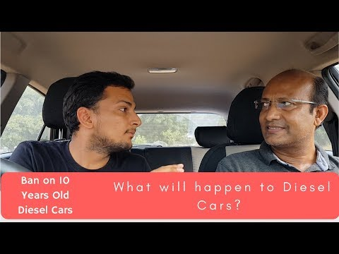 Ban on 10 Year old Diesel Cars | Discussion with Ask CarGuru