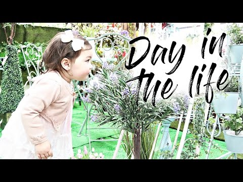 DAY IN THE LIFE | COUNTRY BASKETS & GENERAL CHATTING WITH ELLA | MAMA REID