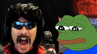 Dr Disrespect gets called a