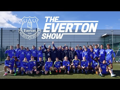 The Everton Show – Series 2, Episode 36 – Under-23s Special