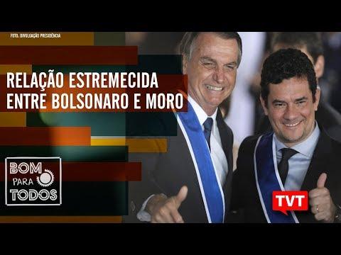 🔴 Acharam o Queiroz – Relação estremecida entre Bolsonaro e Sergio Moro – Bom Para Todos 30.08.2019