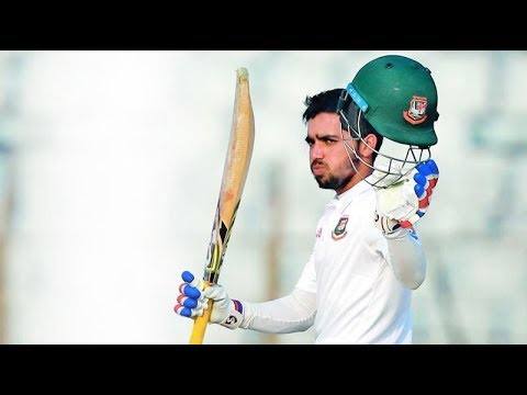 Mominul 2nd Century In A Test (Cricket 01)