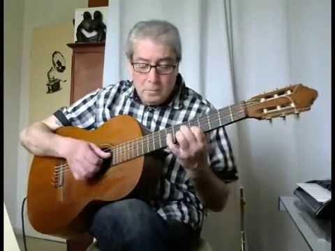 La Paloma - for solo acoustic guitar