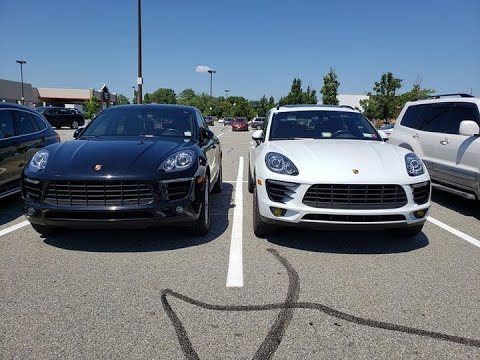 Black Or White Porsche Macan Car Haters Youtube