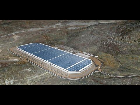 TESLA Gigafactory 1   Sparks, Nevada