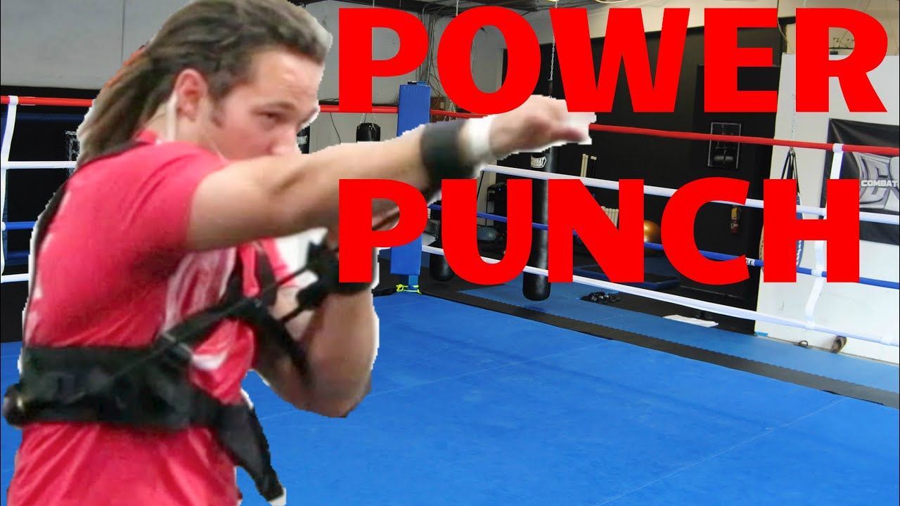 how to use power punch