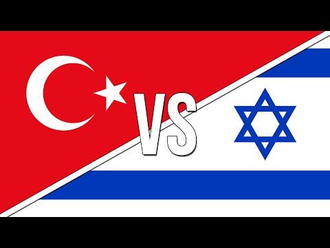 🇹🇷 Turkish National Anthem Vs. 🇮🇱 Israeli National Anthem!