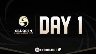 FIFA Online 3 : [ Day 1 ] Sea Open Championship 2017
