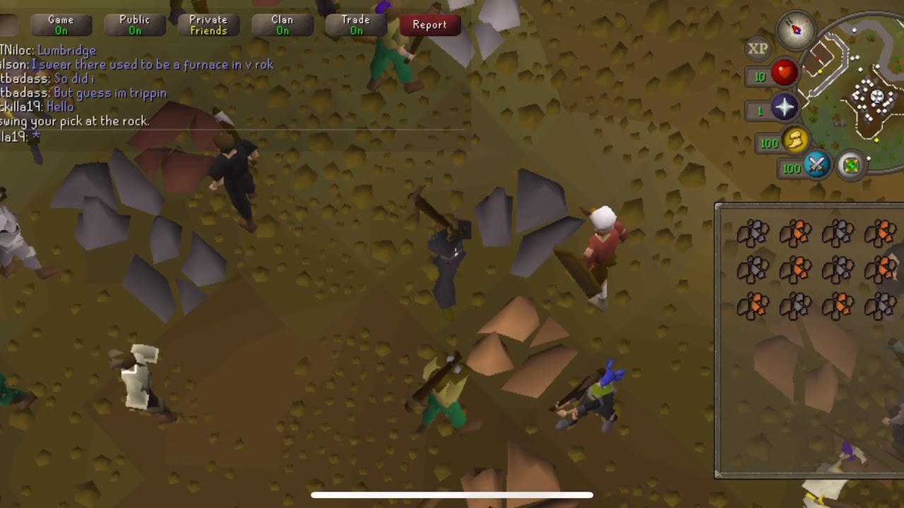 Runescape Mobile Iphone Xs Max