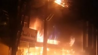 Protests in Iran enter sixth day