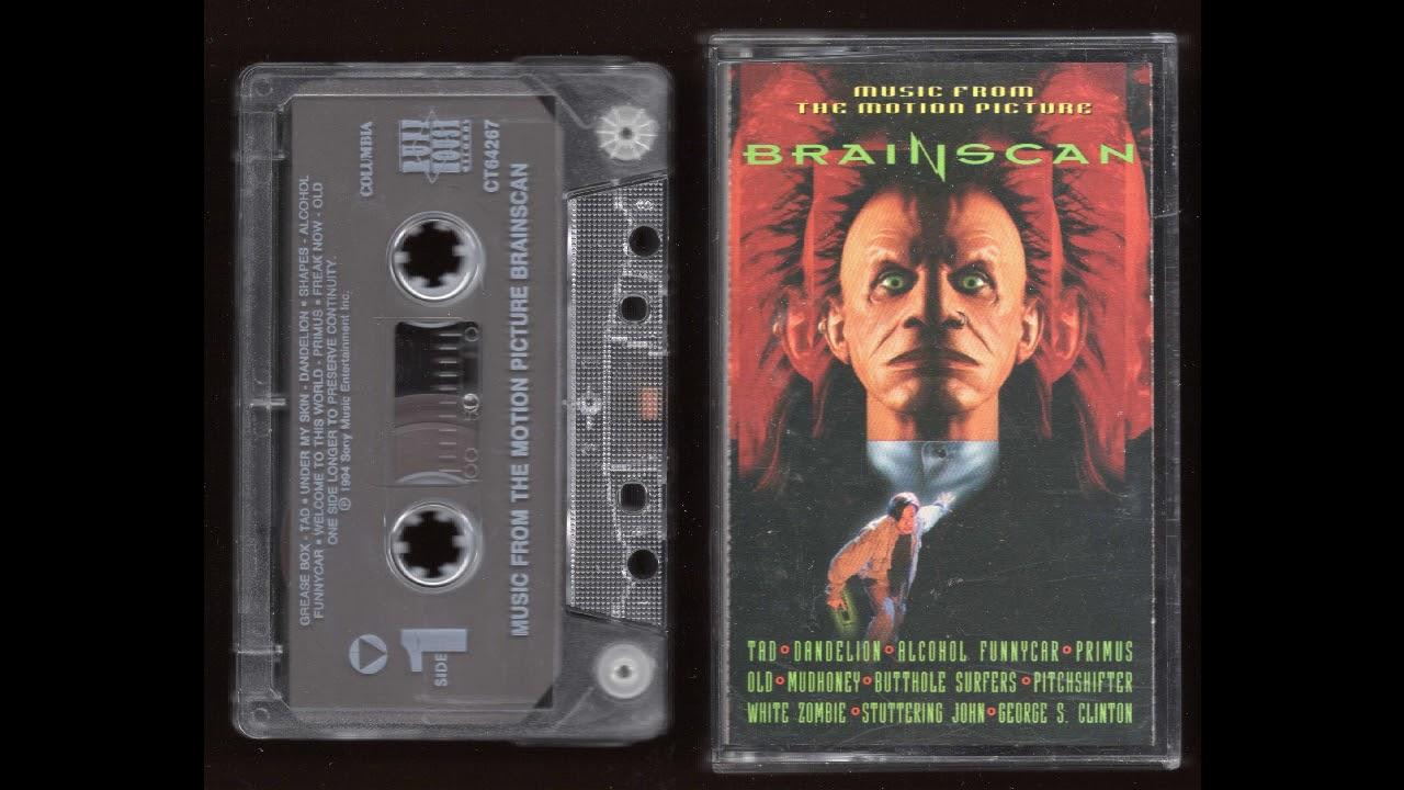 Download BRAINSCAN - Soundtrack - Full Album Cassette Tape Rip - 1994