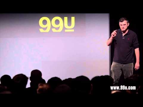 99u Keynote: How to Storytell in a Fast Paced World