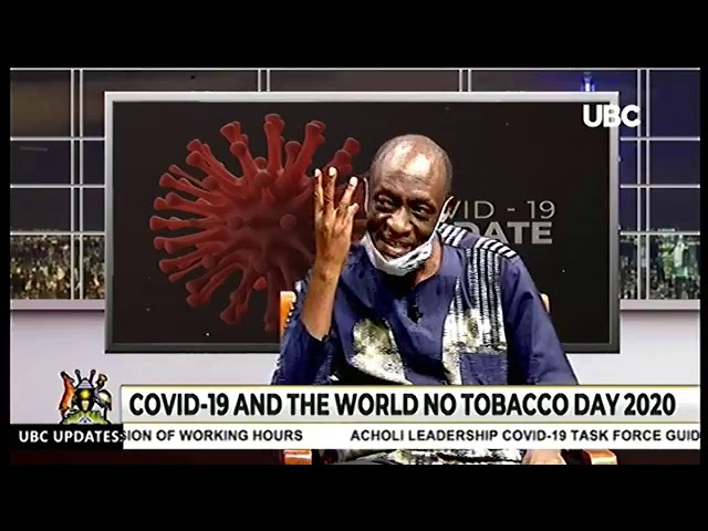 COVID19 and World No Tobacco Day 2020