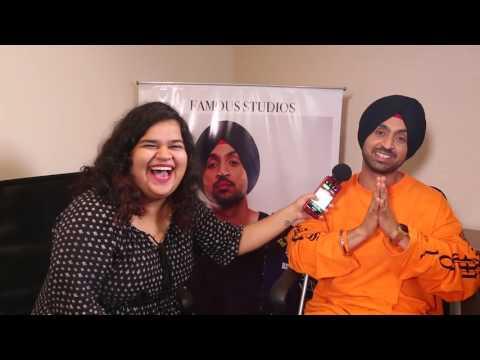 Diljit Dosanjh Interview With Team MissMalini #DoYouKnow