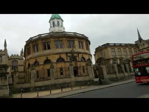 Oxford City and University tour 05/09/2017 牛津大學城 (2)