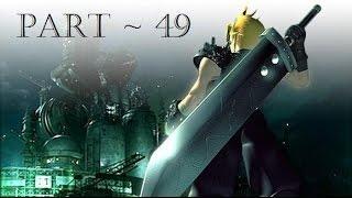 Final Fantasy 7 Walkthrough - Part 49 - HD 720