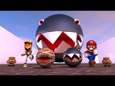 Chain Chomp Pacman All Episodes