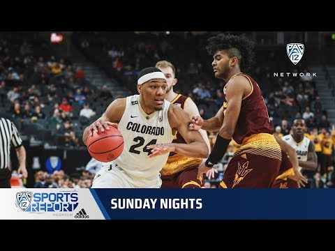 2018 Pac-12 Men\'s Basketball Tournament: Colorado gets past Arizona State with 3-point barrage