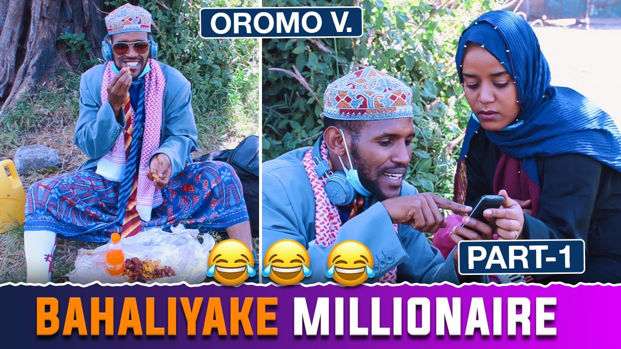 Download Oromo Version : Bahaliyake conned😂😂😂   New Dirama Afaan Oromoo : Part-1