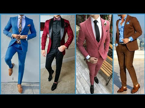 3 Piece Suit Designs For Men Latest Design 2019 Latest Design Collection Youtube