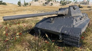 """World of Tanks E 50  When """"kill them all"""" syndrome fails - Steppes"""