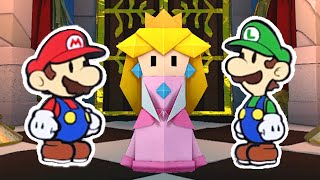 Paper Mario: The Origami King Walkthrough Part 1