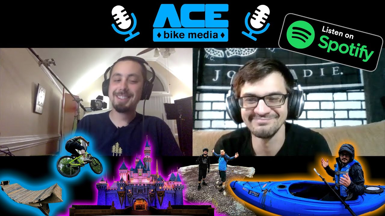 Ace Bike Media Podcast EP2 / Live Chat w/ Collin & Andy