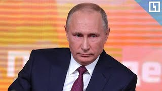 Пресс-конференция Владимира Путина. Главное. Часть вторая