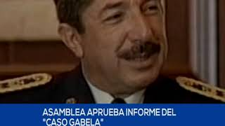 ASAMBLE APROBO  INFORME DE COMISION CASO CABELA