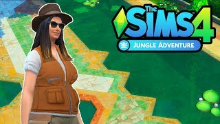 Download Video The Omiscan Royal Baths! - The Sims 4 Jungle Adventure - Part 3 MP3 3GP MP4