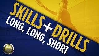 Improve Your First Three Shots in Pickleball | Skills and Drills