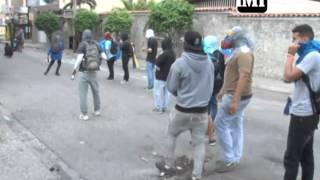 #12A Se incendian dos apartamentos durante protesta en #Barquisimeto